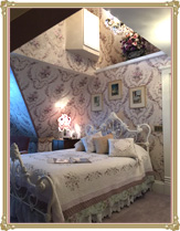 The Ballroom Suite at Dreams of Yesteryear Bed and Breakfast